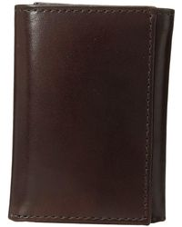 Johnston & Murphy - Trifold Wallet (black) Wallet Handbags - Lyst