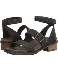 Naot - Beatnik (oily Dune Nubuck) Women's Shoes - Lyst