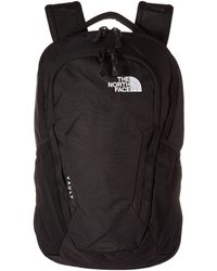 The North Face - Vault (tnf Dark Grey Heather/persian Orange) Backpack Bags - Lyst