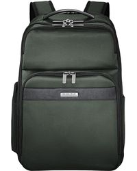Briggs & Riley - Transcend Vx Cargo Backpack (merlot Red) Backpack Bags - Lyst