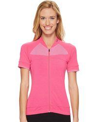 Louis Garneau - Beeze 2 Jersey (pink Glow) Women's Clothing - Lyst