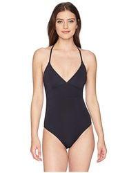 be8bead8f36e5 Carve Designs Dahlia Top (perla) Women's Swimwear in Black - Lyst
