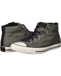 Lyst - Converse Chuck Taylor® All Star® Leather W  Thermal Ox in ... 3d4c00f38