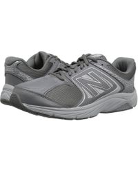 New Balance - 847v3 (grey/silver) Women's Walking Shoes - Lyst