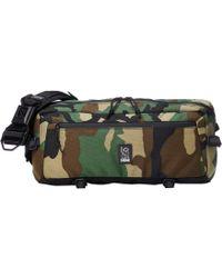 Chrome Industries - Kadet Nylon (all Black Ii) Handbags - Lyst
