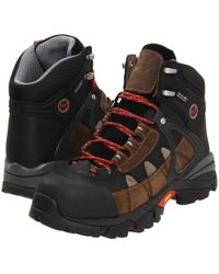 Timberland - Hyperion Wp Xl Safety Toe (brown) Men's Work Boots - Lyst