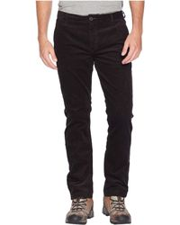 Toad&Co - Cohort Cord Slim Pants (iron Throne) Men's Casual Pants - Lyst