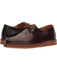 Sperry Top-Sider - Gold Captain's Ox Crepe (tan) Men's Shoes - Lyst