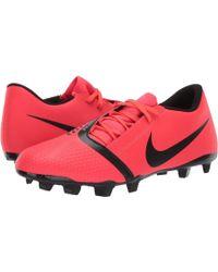 242c73b65bdabe Nike - Phantom Venom Club Fg (black metallic Vivid Gold) Men s Soccer Shoes