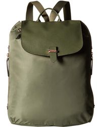 Lipault - Plume Avenue 15 Laptop Backpack (olive Green) Backpack Bags - Lyst