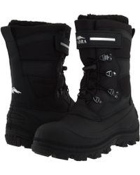 Tundra Boots - Toronto (black/grey) Men's Cold Weather Boots - Lyst