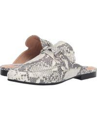 9fe586dc918 Steve Madden - Kandi Slip-on Mule (black Leather) Women s Shoes - Lyst