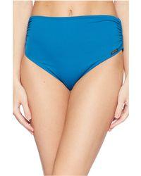 Vince Camuto - Shore Shades Convertible High-waist Bikini Bottom (marine) Women's Swimwear - Lyst