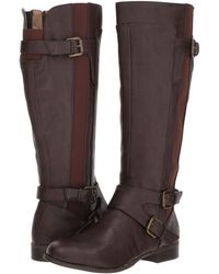 cc949f01f041 LifeStride - Fallon Convertible Calf (brown Cheyenne) Women s Boots - Lyst