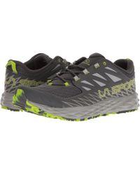 La Sportiva - Lycan (black/tropic Blue) Men's Shoes - Lyst
