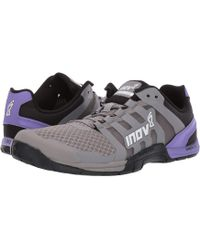 Inov-8 - F-lite 235 V2 (grey/purple) Women's Shoes - Lyst