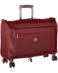 Delsey - Montmartre Carry-on Spinner Trolley Garment Bag - Lyst