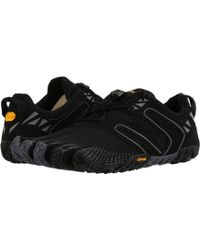 Vibram Fivefingers - V-trail (black/grey) Women's Shoes - Lyst