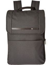Briggs & Riley - Kinzie Street - Flapover Expandable Backpack (grey) Backpack Bags - Lyst