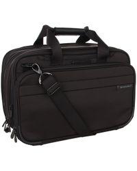 Briggs & Riley - Baseline - Expandable Cabin Bag (navy) Tote Handbags - Lyst