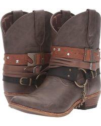 Durango - Crush Accessory Bootie (brown) Women's Boots - Lyst