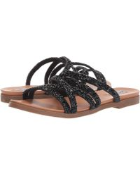 Not Rated - Eliana (silver) Women's Sandals - Lyst