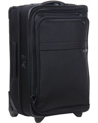 Briggs & Riley - Baseline - Domestic Carry-on Upright Garment Bag (black) Carry On Luggage - Lyst