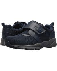 Propet - Stability X Strap (light Grey) Men's Shoes - Lyst
