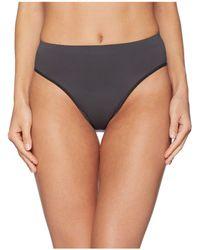 Hanro - Touch Feeling Hi-cut Brief (granite) Women's Underwear - Lyst