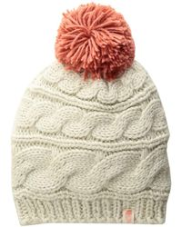 3776aa5b843 The North Face - Triple Cable Beanie (everglade) Beanies - Lyst