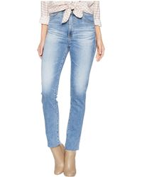 AG Jeans - Sophia Ankle In 16 Years Indigo Deluge (16 Years Indigo Deluge) Women's Jeans - Lyst