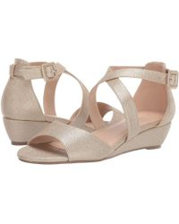 f893ddcd31fc89 Paradox London Pink - Jagger (champagne) Women s Shoes - Lyst