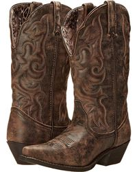 Laredo - Access (black/tan) Women's Boots - Lyst