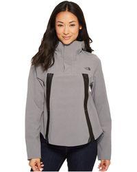 The North Face - Apex Flex Gtxtm Cape Anorak (tnf Medium Grey Heather) Women's Coat - Lyst