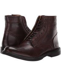 Steve Madden - Catapult (black) Men's Lace-up Boots - Lyst