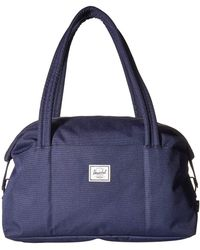 Herschel Supply Co. - Strand X-small (navy) Duffel Bags - Lyst