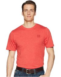 Cinch - Short Sleeve Jersey Tee - Lyst
