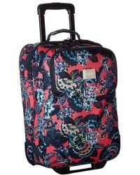 Roxy - Wheelie Suitcase - Lyst