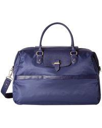 Lipault - Plume Avenue Duffel Bag (mineral Grey) Duffel Bags - Lyst
