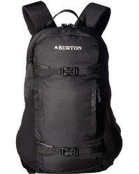 df12f43ef3 Burton - Dayhiker 25l (true Black Ripstop 1) Day Pack Bags - Lyst