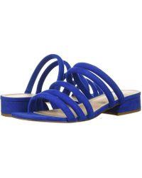 Franco Sarto - Fitz (black Nappa Leather) Women's Shoes - Lyst