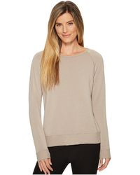 Beyond Yoga - Relaxed Long Sleeve Pullover - Lyst