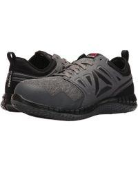 Lyst - Reebok Zprint Train Training Shoe in Black for Men f066b0ee6