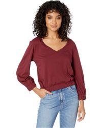 Lamade - Kat Top (black) Women's Clothing - Lyst