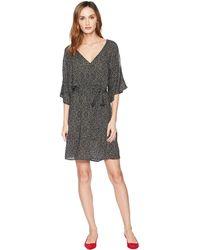 Stetson - 2224 Rayon Crepe Dress (black) Women's Dress - Lyst