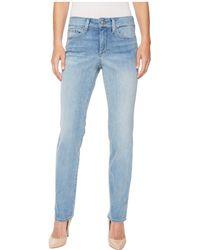 NYDJ - Sheri Slim In Dreamstate (dreamstate) Women's Jeans - Lyst