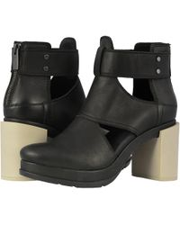 Sorel - Margotm Cut Out (black) Women's Pull-on Boots - Lyst