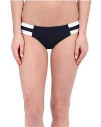 Seafolly - Block Party Spliced Hipster Bottoms (indigo) Women's Swimwear - Lyst