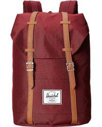 Herschel Supply Co. - Retreat (navy) Backpack Bags - Lyst