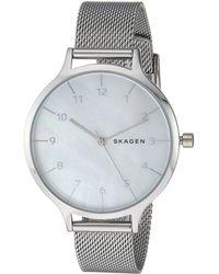Skagen - Anita - Skw2701 (silver) Watches - Lyst